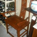 Chinese Elm Chair