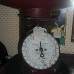 C19th Columbia Family Kitchen Scales