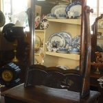 C1880's Dressing Table Mirror & Chest Compendium