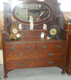 C1890's Dressing Table