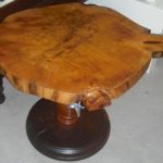 Vintage Slab Table