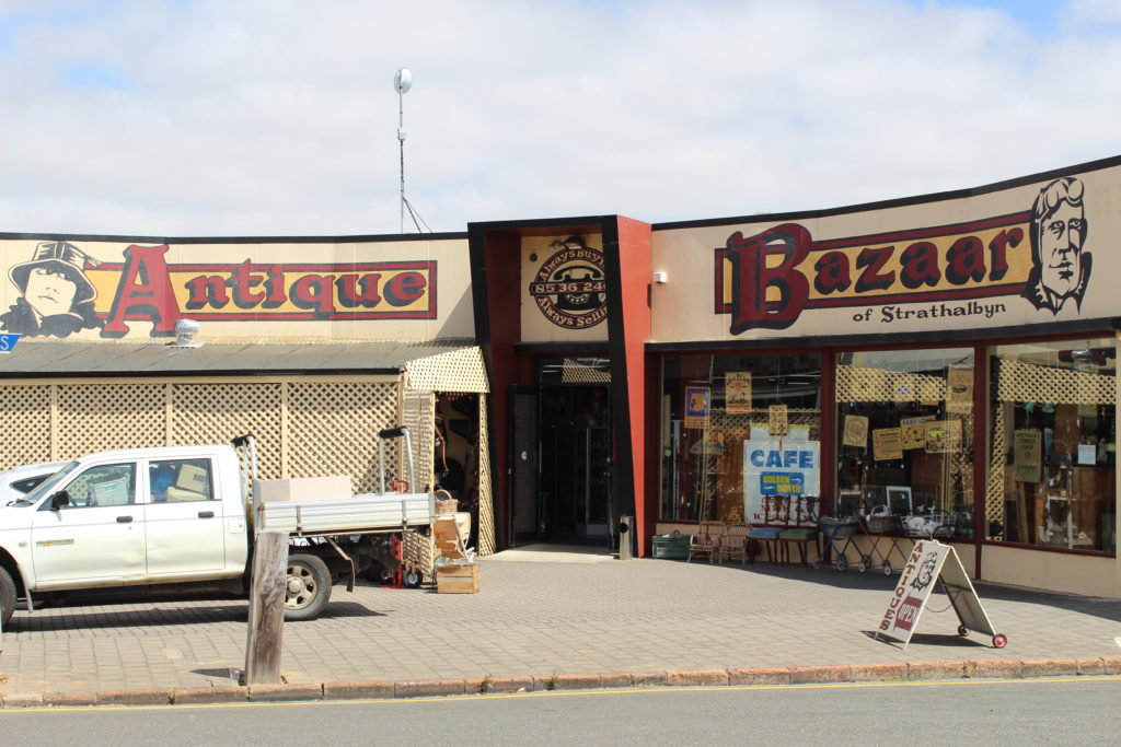Contact Us at Antique Bazaar of Strathalbyn