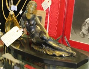 C1915 - 1920 Uriano French Sculpture