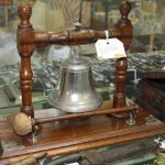 C1900's English Hotel Bell Gong