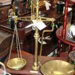C19th Scales of Justice