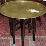 C1917 Moroccan Table