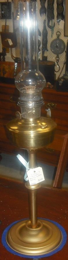 C1920's Aladdin Brass Lamp
