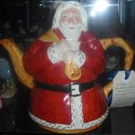 C1930's Father Christmas Teapot