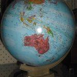 C1960's World Globe