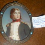 C1800's Napoleonic Ivory Miniature