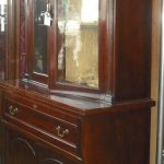 C1820's Writing Bureau Bookcase