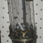 Great Western Railway (G.W.R.) Brass Railway Carriage Lamp