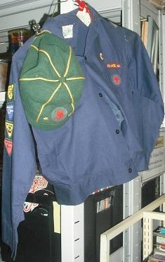 C1961 Scouts Uniform