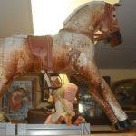 C1920's Rocking Horse