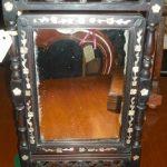 C1890's Chinese Mirror