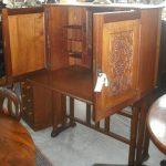 C1908 2 Piece Writing Desk