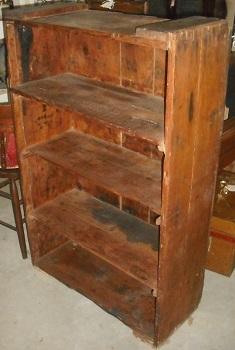 C1920's Shelves