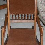 C1900's Child's Rocking Chair
