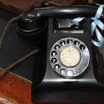 C1920's Bakelite Telephone