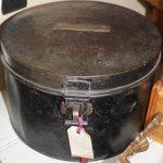 C1800's Bossons Hat Box