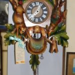 C1950's German Cuckoo Clock