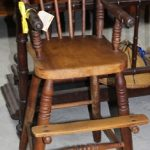 C1920's High Chair
