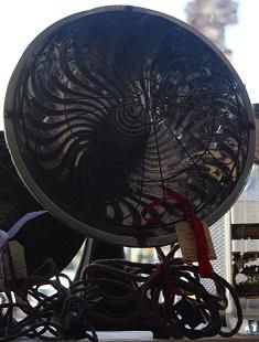 C1900's Hecla Electric Radiator
