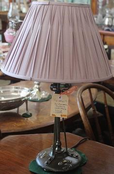 C1890's Lamp
