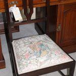 C1900's Walnut Chair