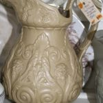 C1800's English Mythical Jug