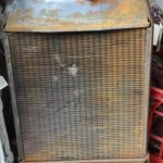 World War II / Post World War II Era Toyota Land Rover Radiator